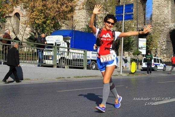 Kıvanç ve maraton