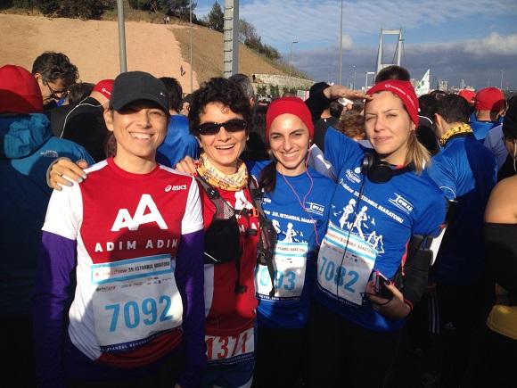 koşu ekibmiz