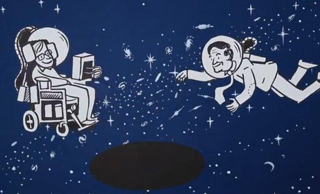 Bigbang - Büyük Patlama animasyonu