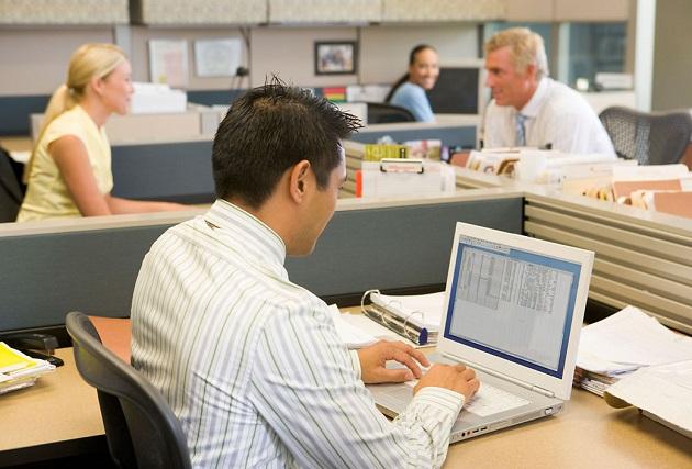 İşyerinde çekingen kişiler