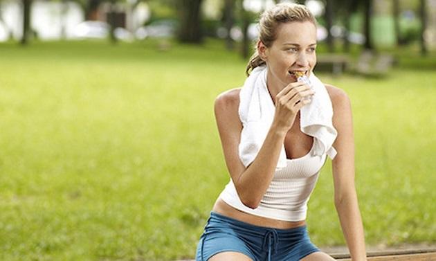 Egzersiz sonrası yediklerinize dikkat edin
