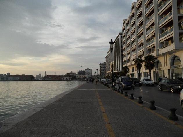 Selanik kıyıları