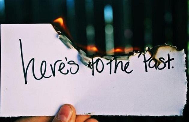 geçmiş problemlerinizden uzaklaşın
