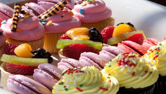 şekerli gıdalar