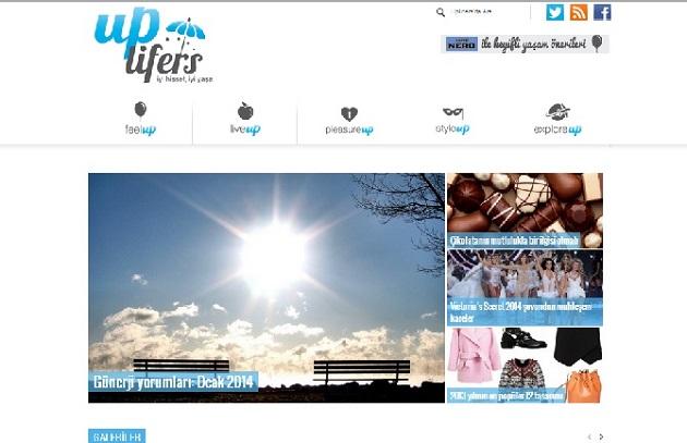 Uplifers mainpage