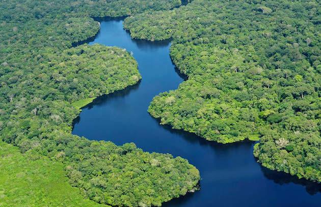 Dünyanın En Uzun Nehirleri