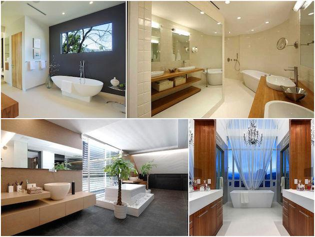 2014 Yılının En İyi Banyo Tasarımları