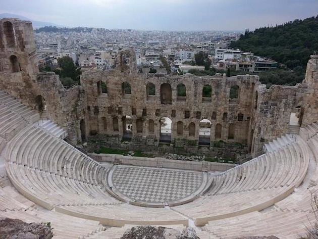 Atina da Gezilebilecek Yerler
