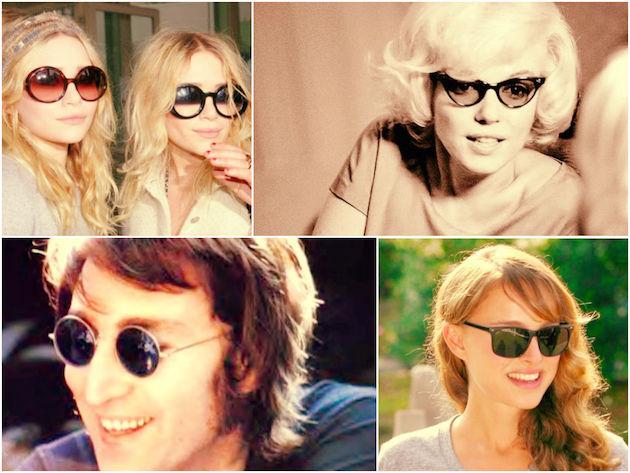 En Güzel Tasarımlı Güneş Gözlükleri Modelleri