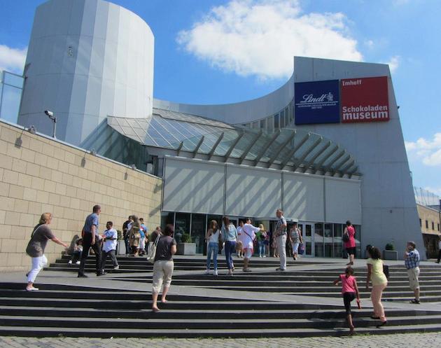 Köln Şokolat Müzesi