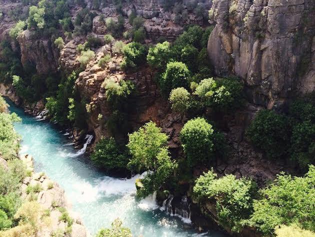 Koprulu Kanyon
