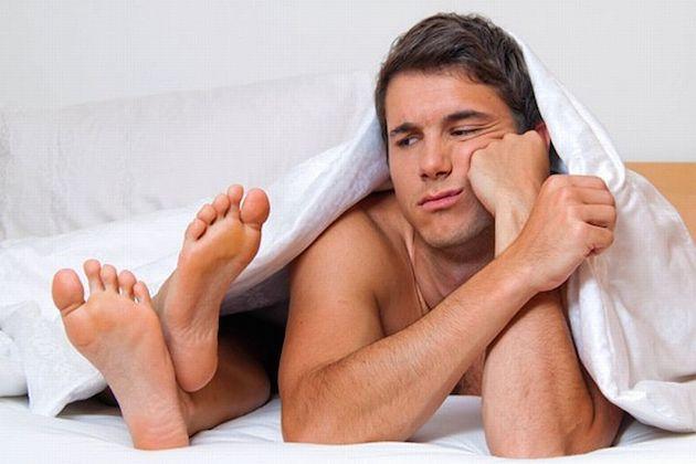 Erkeklerde en sık görülen cinsel problemler