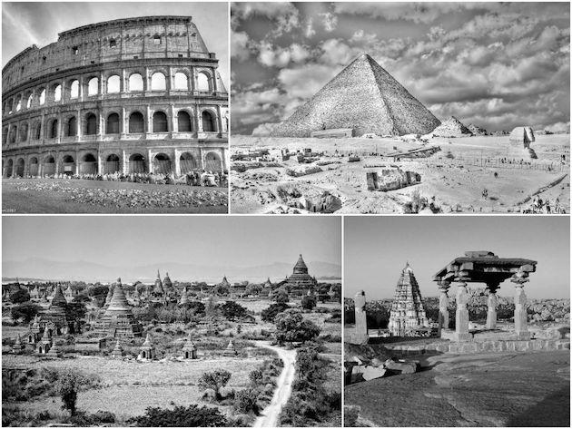 tarihi kalıntılar