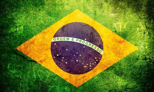 Brezilya bayrak