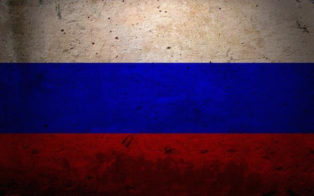 rusya bayrak