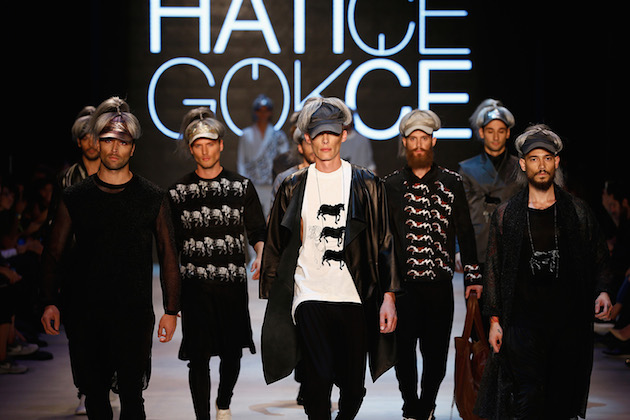 Hatice Gokce: Runway - MBFWI Spring/Summer 2015