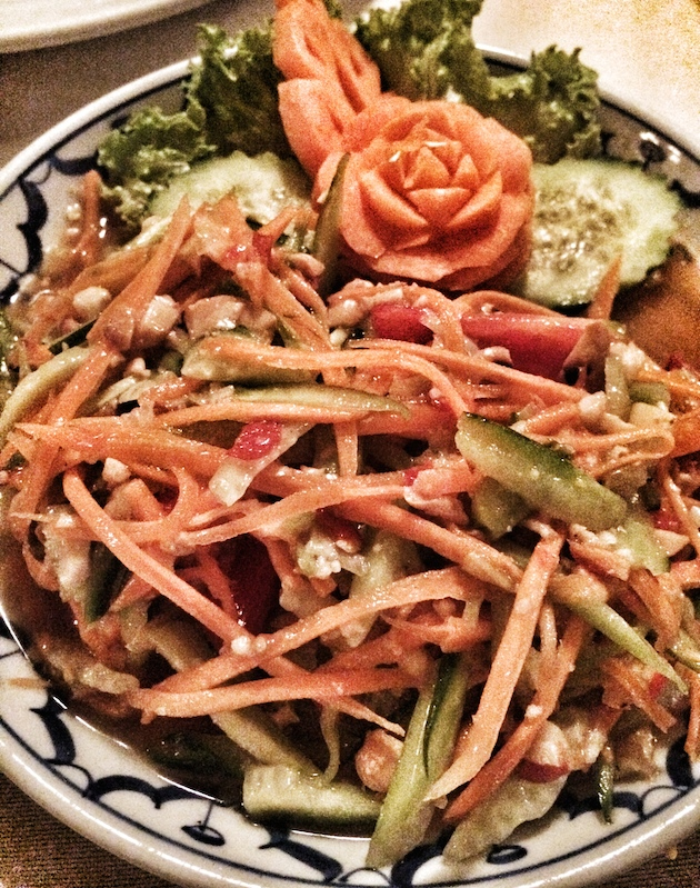 Acili Thai Salatası