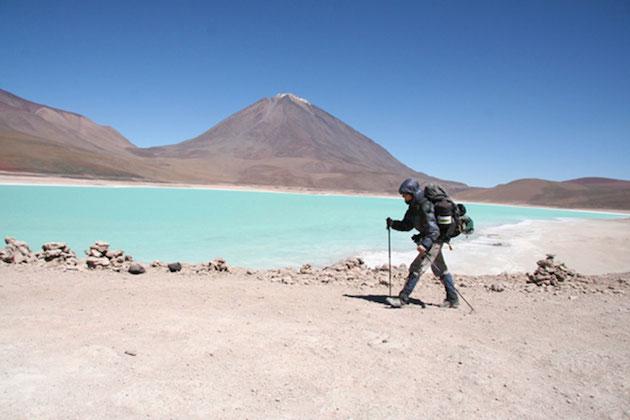Chile – Laguna Verde
