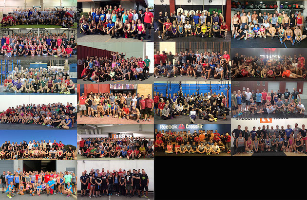 30-31 Ağustos'ta farklı ülkelerde gerçekleşen CrossFit Level 1 Trainer Seminerleri