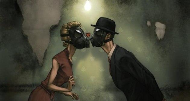 Modern zamanlarda aşk