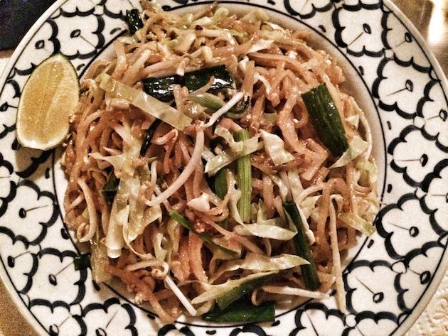Thai Usulu Noodle