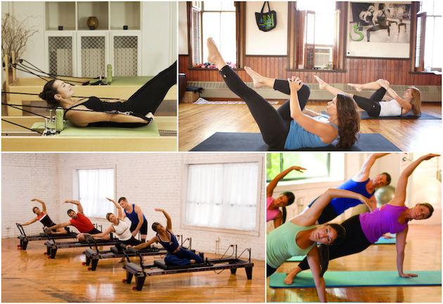 reformer ve pilates
