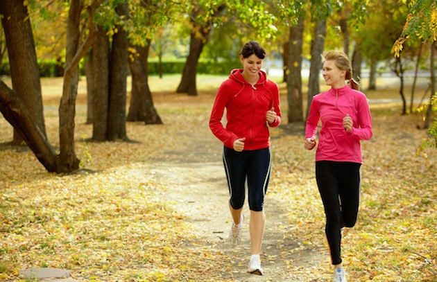 Sonbaharda fit olmanın yolları
