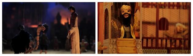 Wael Shawky, Cabaret Crusades: The Path to Cairo [Kabare Haçlı Seferleri: Kahire'ye Giden Yol], 2012