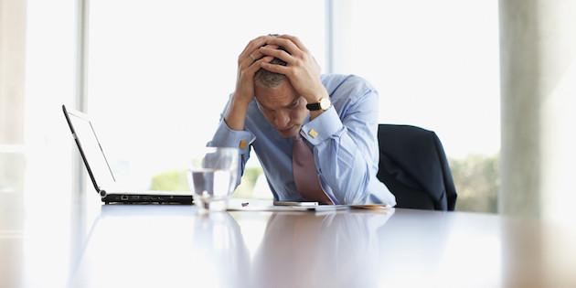 iş yerinde depresyon