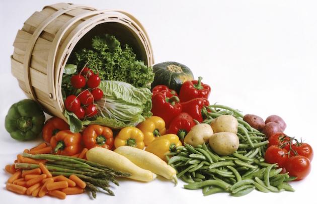 sebzelerin faydaları