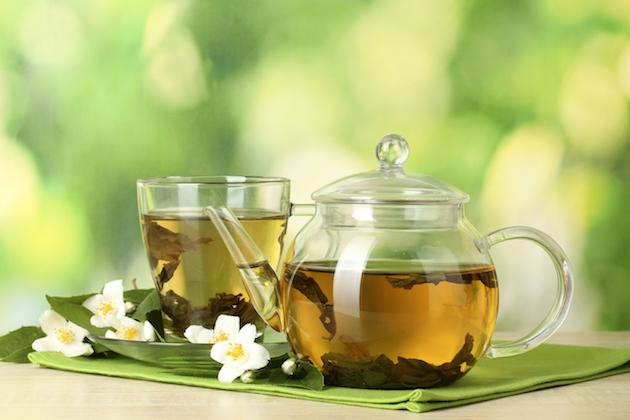 yeşil çayn faydaları