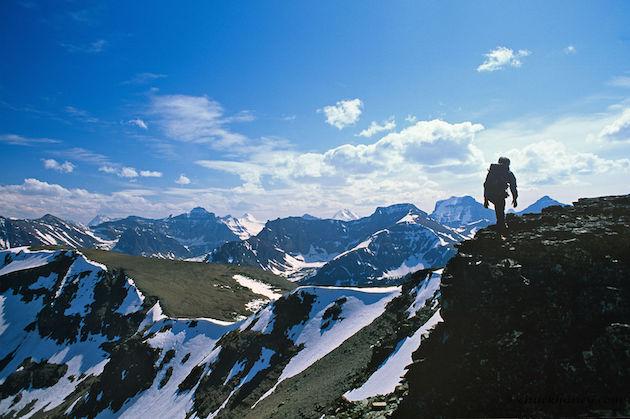 Hiking Otokomi