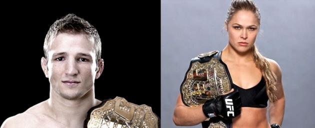 UFC'nin horoz siklet şampiyonları