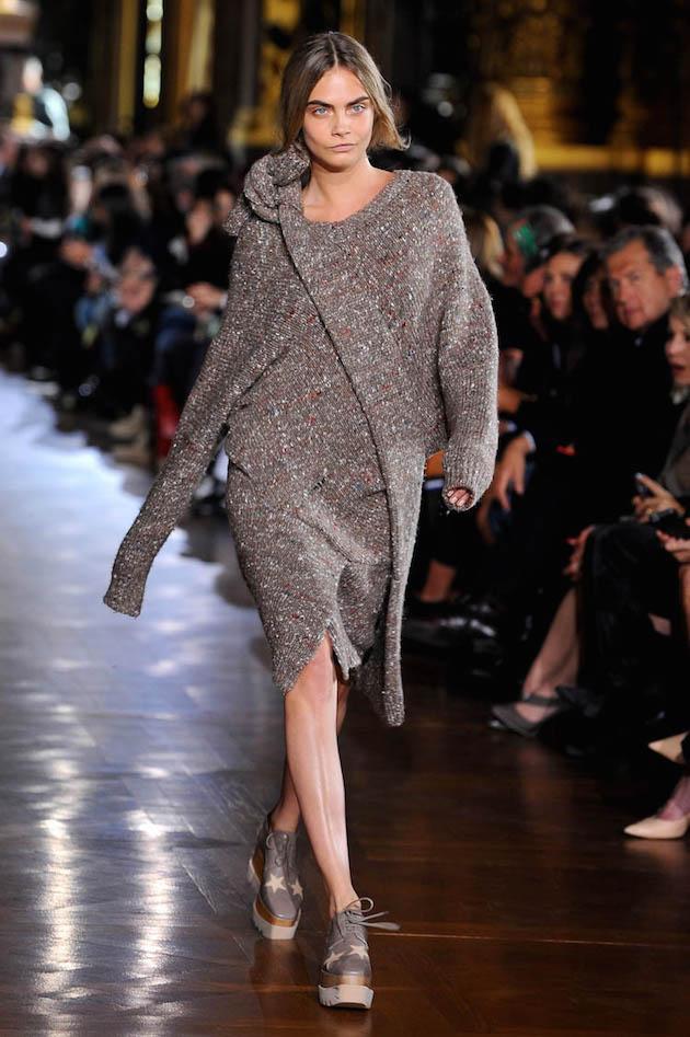 Stella McCartney : Runway - Paris Fashion Week Womenswear Fall/Winter 2014-2015