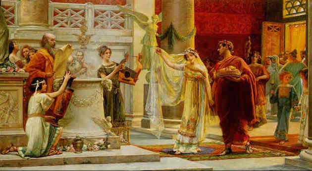 romanwedding  Aşkın ve tutkunun evrensel tarihi: Tarih dönemlerine göre aşk, evlilik ve tutkunun evrimi romanwedding