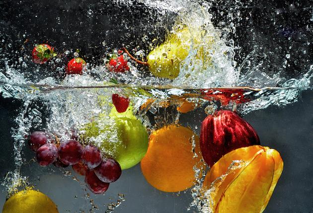 sebze yıkamak