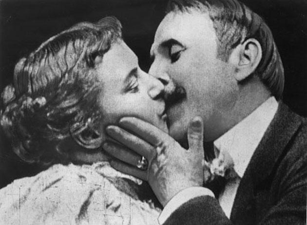 the kiss film