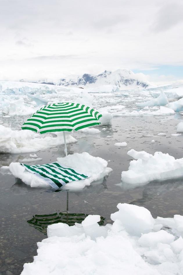 yelşil buz