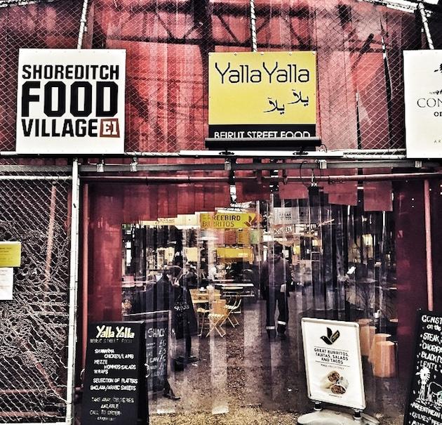 Shoreditch Yalla Yalla