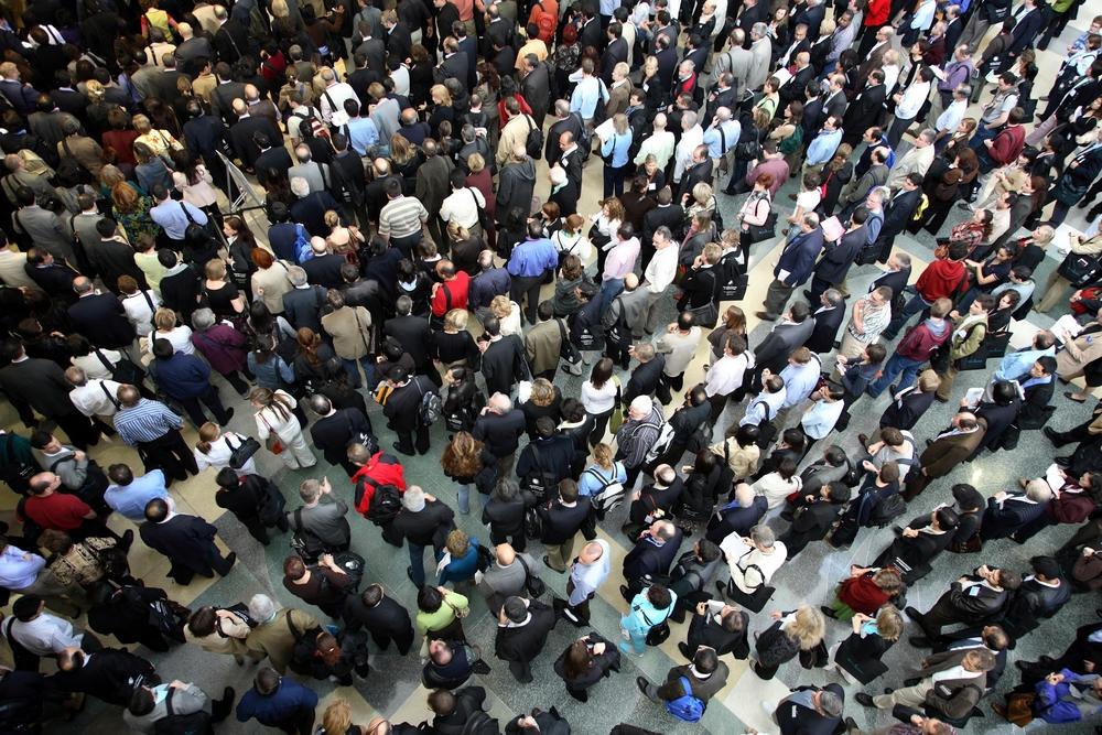 kalabalık