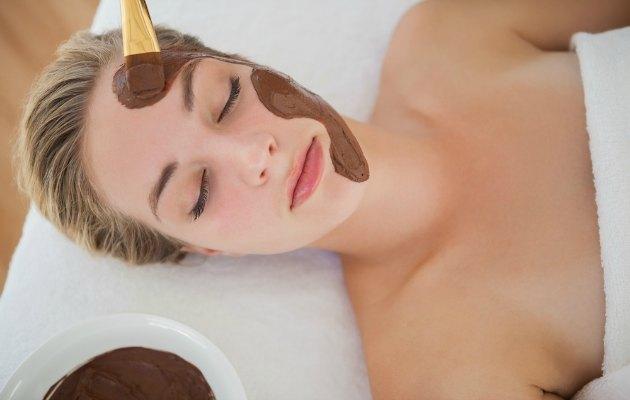 çikolata maskesi