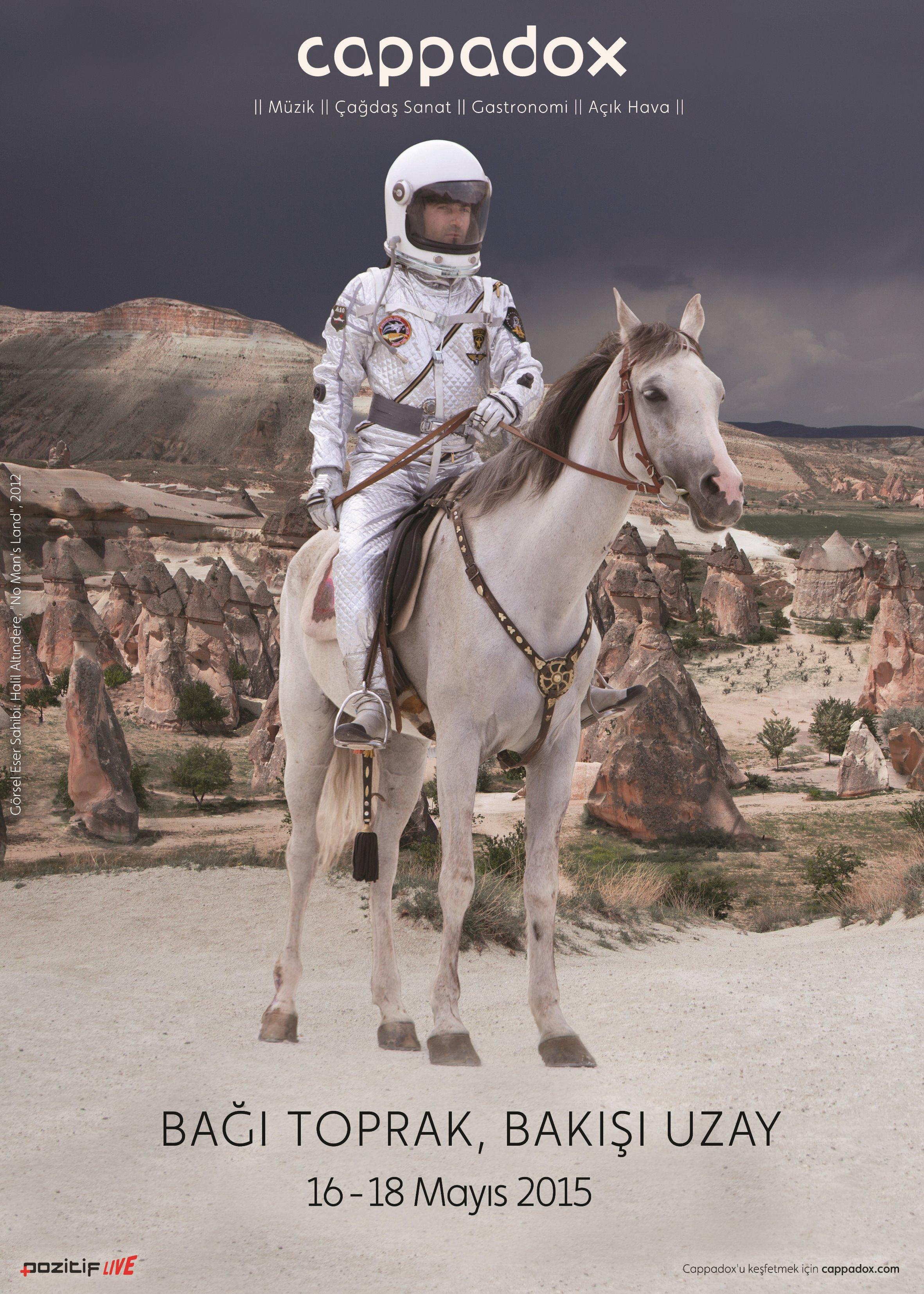Cappadox Afiş