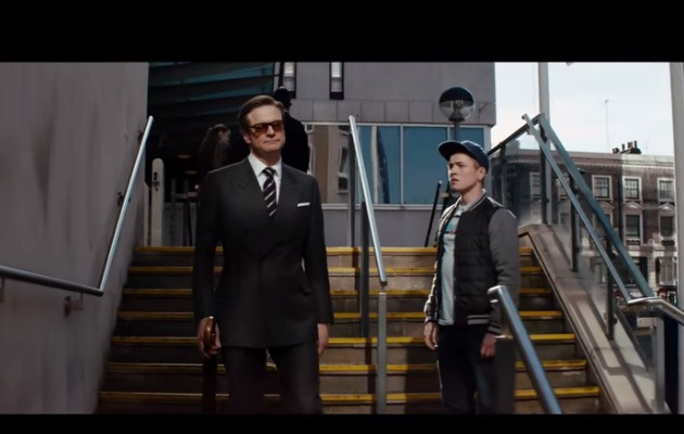 harry ve eggsy