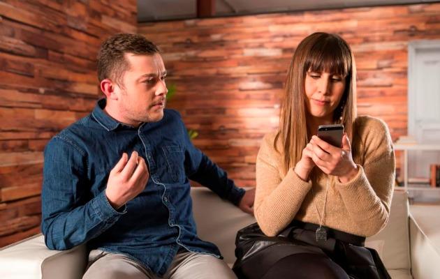 iletişim kopukluğu olan çift
