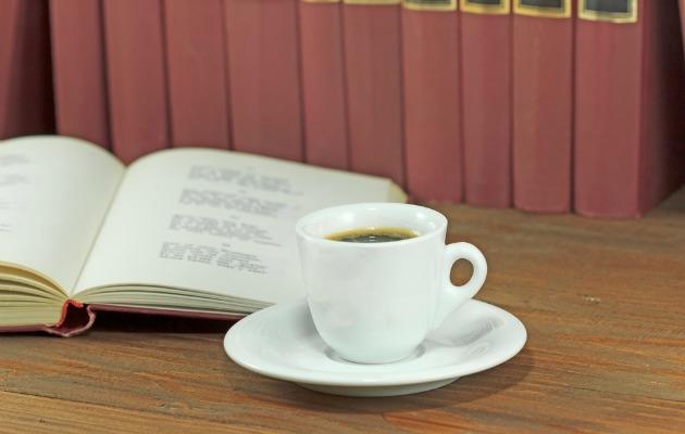 kitap kahve