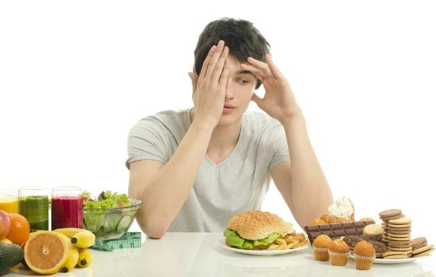 sağlıksız besin