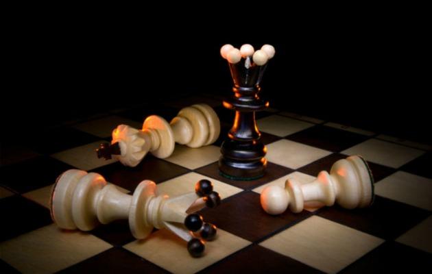 satranç tahtası