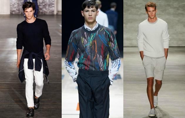 triko erkek modası