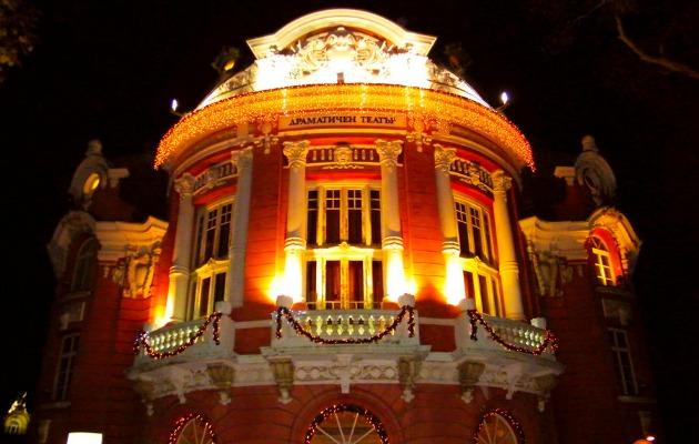 varna opera binası