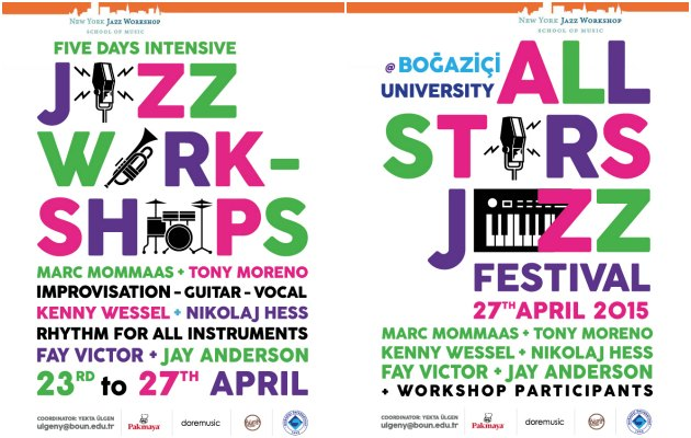 boğaziçi jazz workshop 1